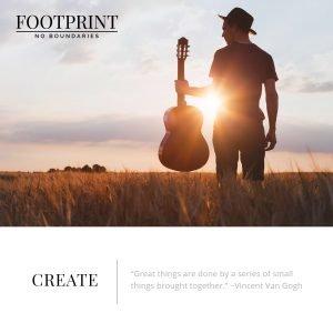 Footprint Create