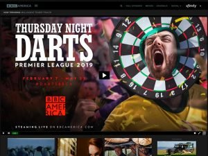 Brands Using WordPress: BBC America
