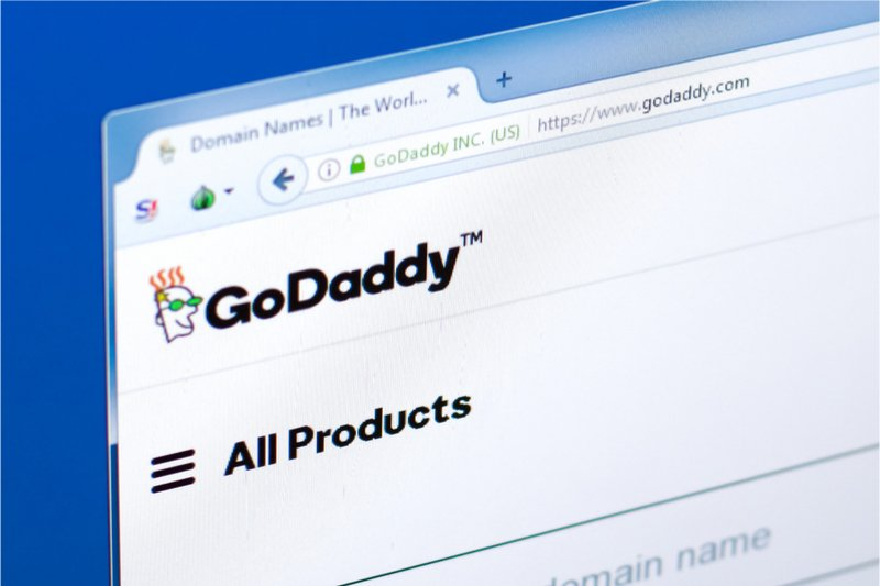 How to Start A Blog: GoDaddy