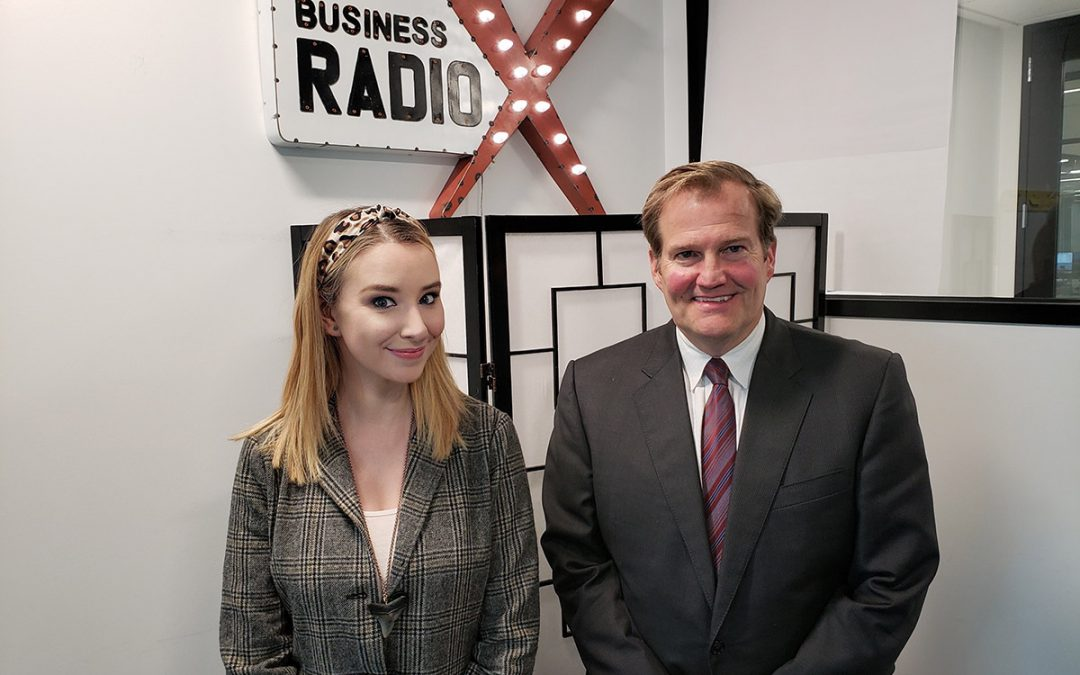 Excite's CEO Emma Loggins Appears on Business Radio X for Tuesdays with Corey
