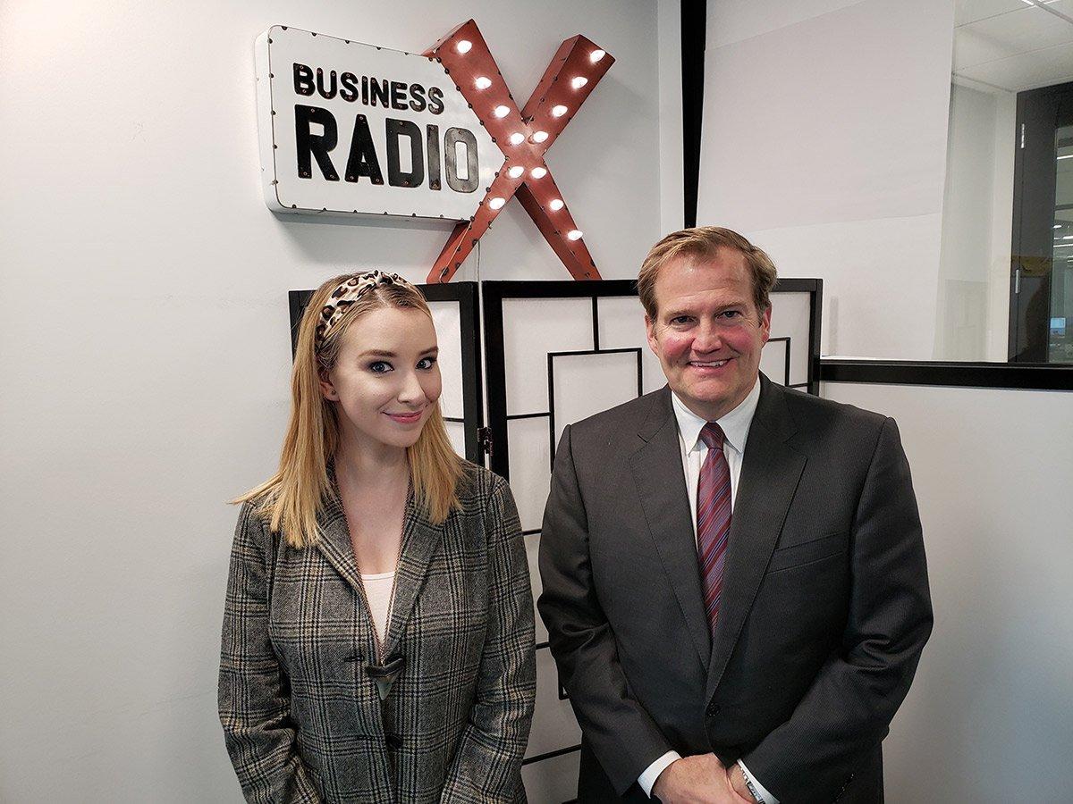 Emma Loggins Business Radio X