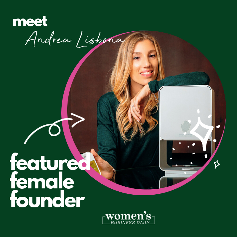 featured female founder